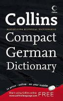 Collins German Dictionary