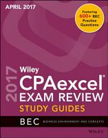 Wiley CPAexcel Exam Review April 2017 Study Guide PDF