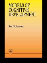 Models Of Cognitive Development PDF
