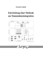Entwicklung einer Methode zur Stammdatenintegration