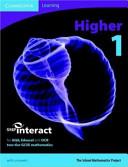 SMP GCSE Interact 2-tier Higher 1 Pupil's Book