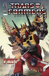 Transformers: Best of UK - Prey #1