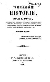 Vaderlandsche historie: Volumes 10-11