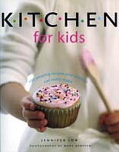 Kitchen for Kids Book