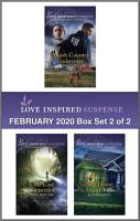 Harlequin Love Inspired Suspense February 2020   Box Set 2 of 2 PDF
