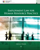 Employment Law for Human Resource Practice: Edition 5