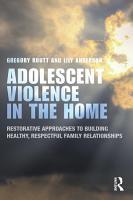 Adolescent Violence in the Home PDF