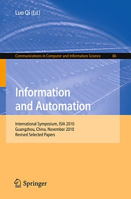 Information and Automation PDF
