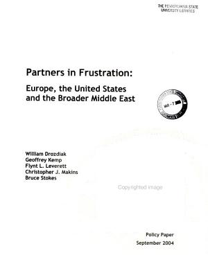 Partners in Frustration PDF