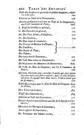 Architecture pratique ...: avec une explication et une conférence de trente-six articles de la coutume de Paris, sur le titre des servitudes & rapports qui concernent les bâtimens & de l'ordonnance de 1673
