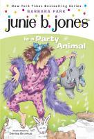 Junie B  Jones  10  Junie B  Jones Is a Party Animal PDF