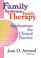 Family Systems Family Therapy PDF