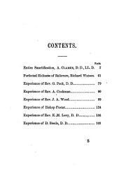 Holiness Miscellany: Essays