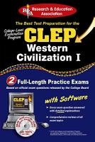 CLEP Western Civilization   Ancient Near East to 1648 PDF