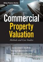 Commercial Property Valuation PDF