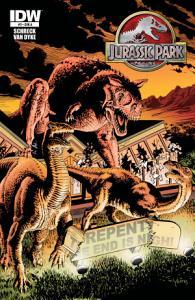 Jurassic Park  Redemption  3