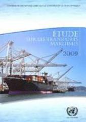 Etude Sur Les Transports Maritimes 2009