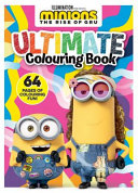 Minions the Rise of Gru: Ultimate Colouring Book (Universal)