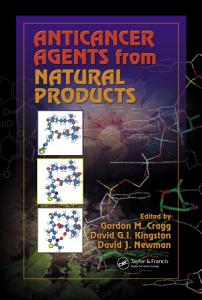 Anticancer Agents from Natural Products Book