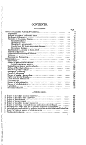 Annual Report of the Commissioners of the District of Columbia: Volumes 3-5