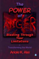 The Power of Anger PDF