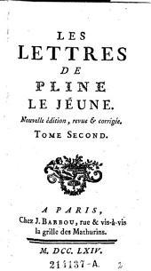 Les lettres de Pline le jeune: Volume1