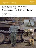 Modelling Panzer Crewmen of the Heer
