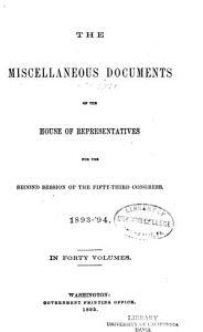 United States Congressional Serial Set  1886 PDF