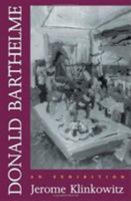 Donald Barthelme PDF