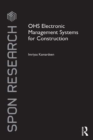 OHS Electronic Management Systems for Construction PDF
