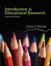 Introduction to Educational Research: Edition 2