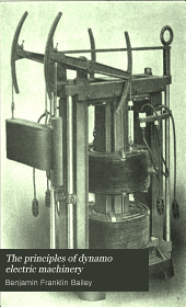 The Principles of Dynamo Electric Machinery
