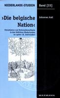Die belgische Nation  PDF