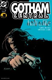 Gotham Central (2002-) #7