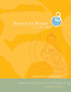 Mind and Its World 3 Sourcebook