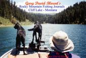 Cliff Lake - Montana, USA: Rocky Mountain Fishing Journals
