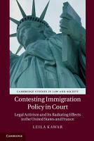 Contesting Immigration Policy in Court PDF