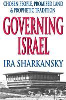 Governing Israel PDF