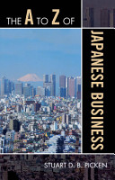 The A to Z of Japanese Business PDF
