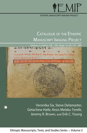 Catalogue of the Ethiopic Manuscript Imaging Project 2 PDF