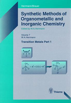 Synthetic Methods of Organometallic and Inorganic Chemistry  Volume 7  1997 PDF
