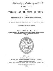 A Treatise On The Theory And Practice Of Music Book PDF