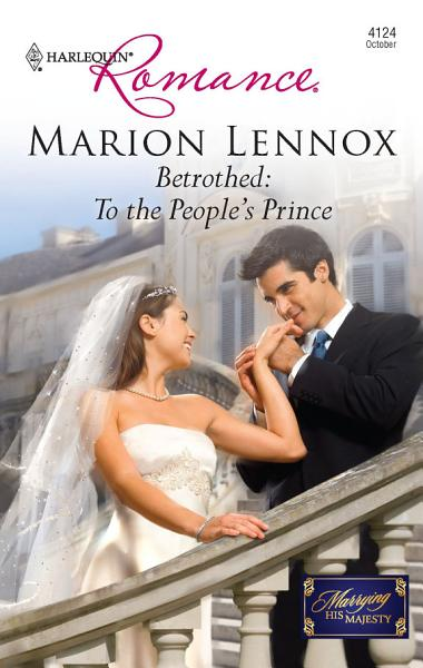 Download Betrothed  To the People s Prince Book