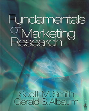 Fundamentals of Marketing Research PDF