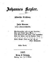 Johannes Kepler: historische Erzählung, Bände 1-2