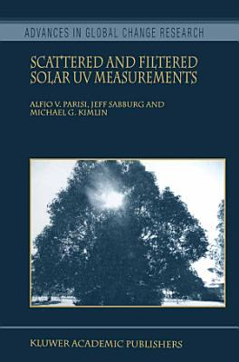 Scattered and Filtered Solar UV Measurements PDF