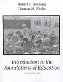 Introduction to the Foundations of Education PDF