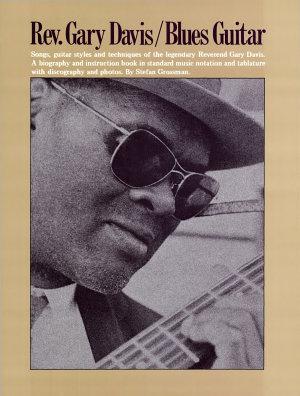 Rev  Gary Davis Blues Guitar