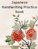 Japanese Handwriting Practice Book PDF