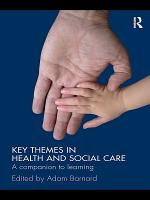 Key Issues in Health and Social Care PDF